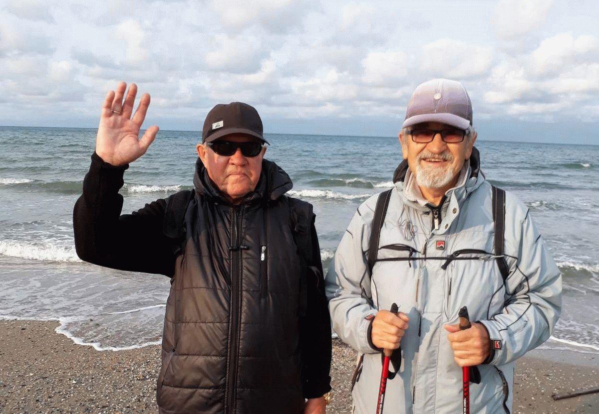Пенсионеры Анапы