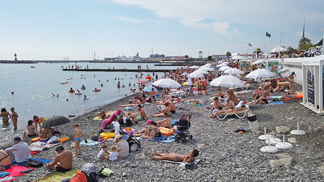 Сочи фото нудистов пляж