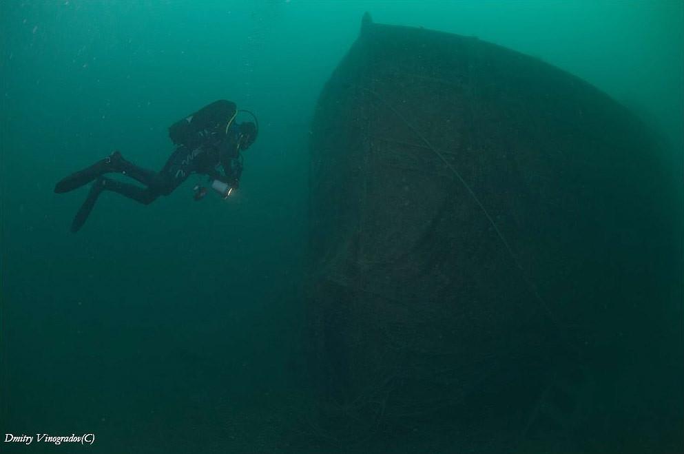 Подводная археология в Краснодарском крае