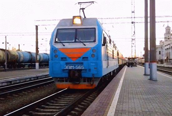 Поезд мурманск-симферополь временно заморозили