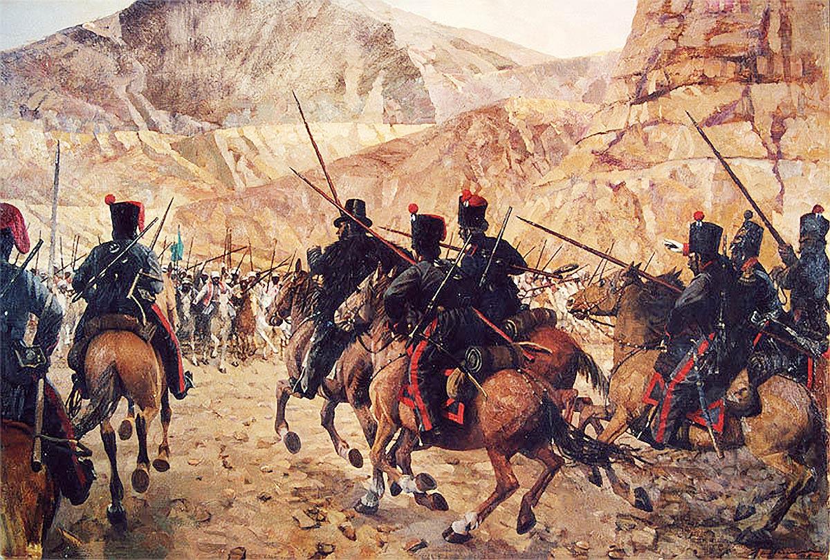 Покорение Кавказа