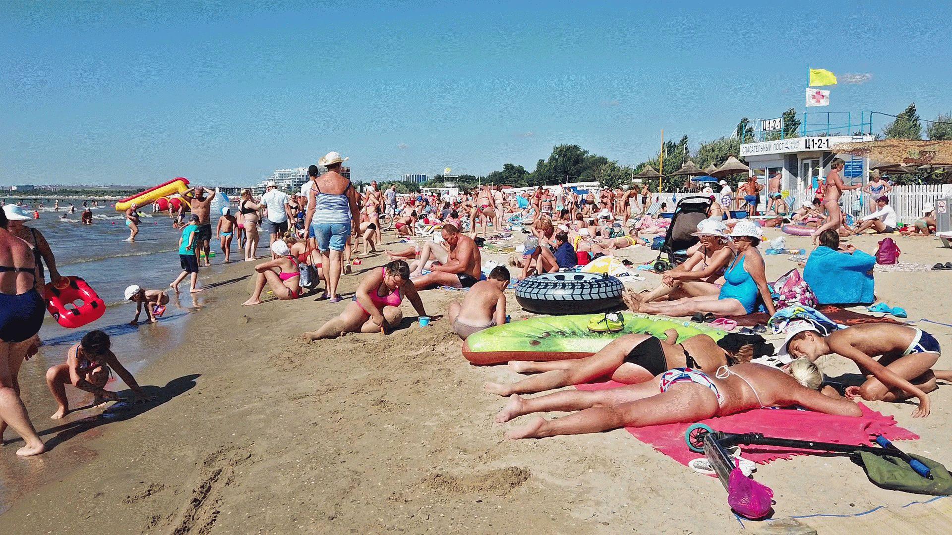 Отдых с пользой на Черном море