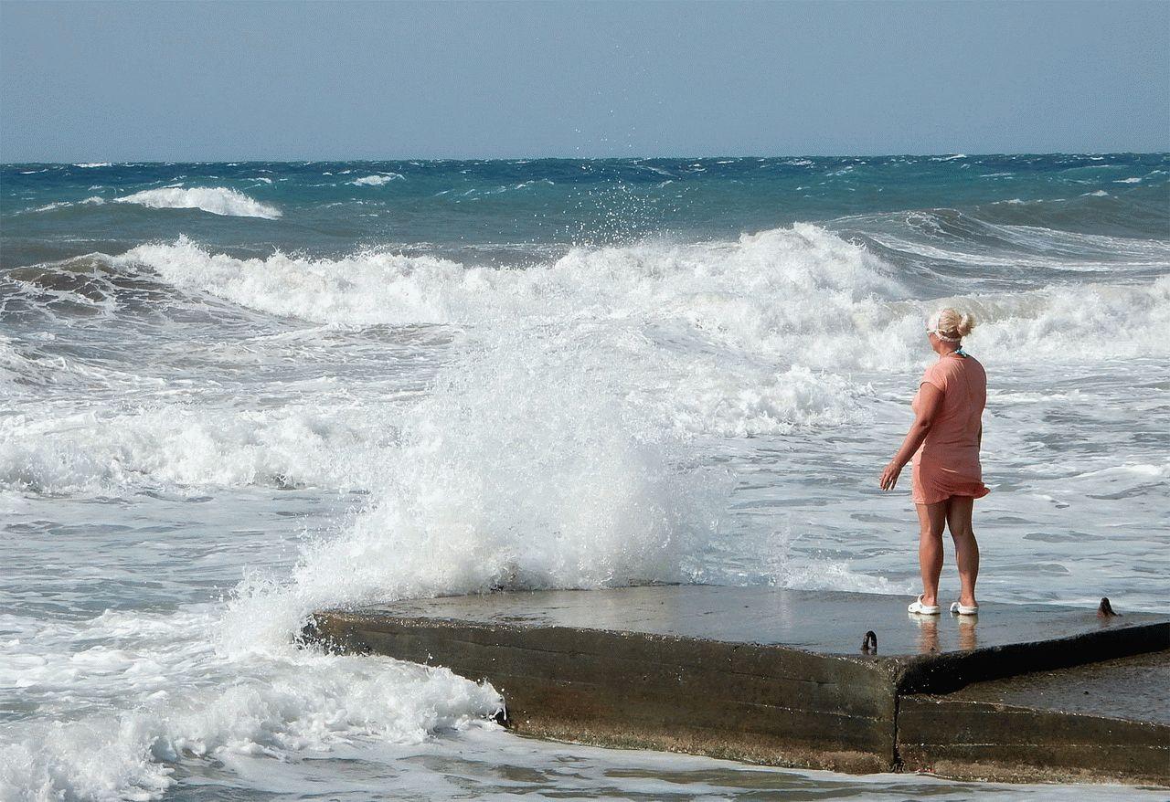Польза моря