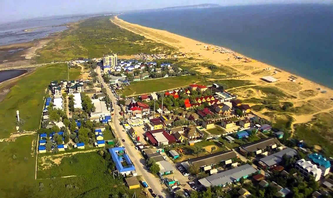 Поселки на побережье Черного моря