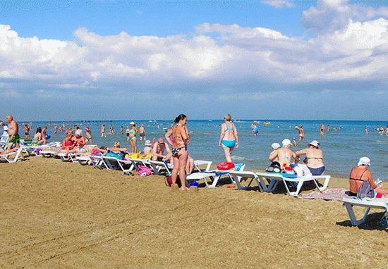 Золотые пляжи Джемете