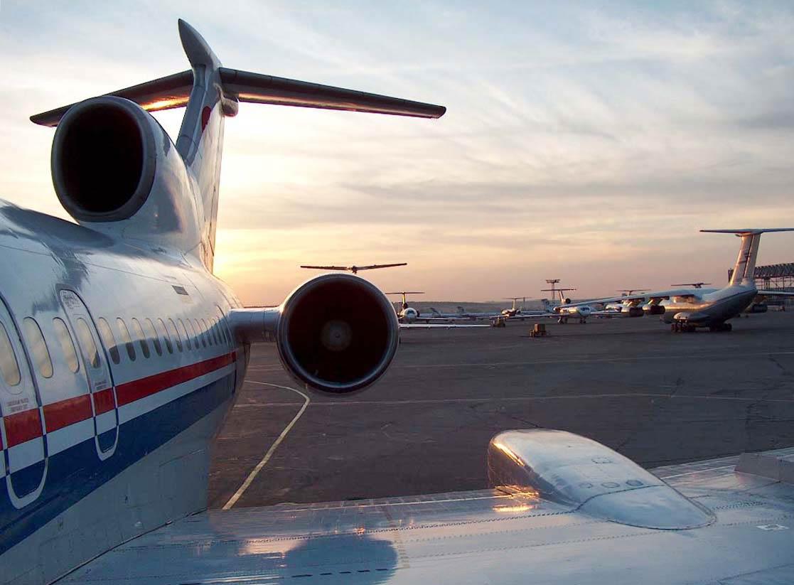 Расписание рейсов самолетов Санкт-Петербург - Анапа