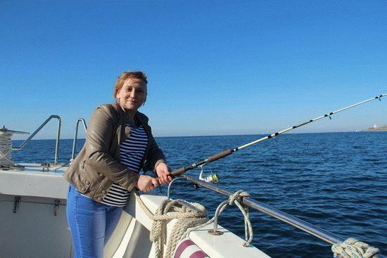 Рыбалка в Краснодарском крае