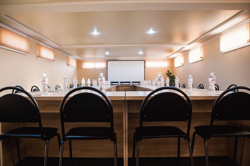 Конференц-залы отеля «Санмарин» в Анапе