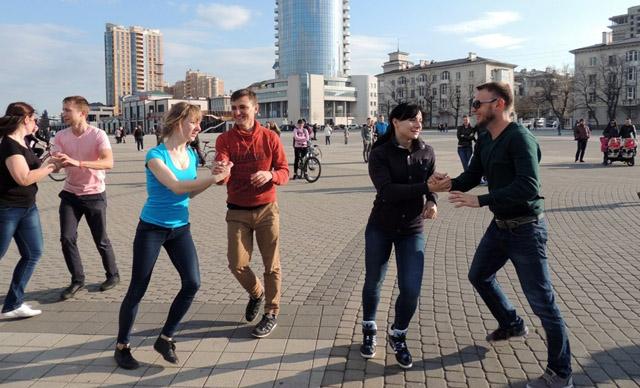 Семен Черняк - Танцы