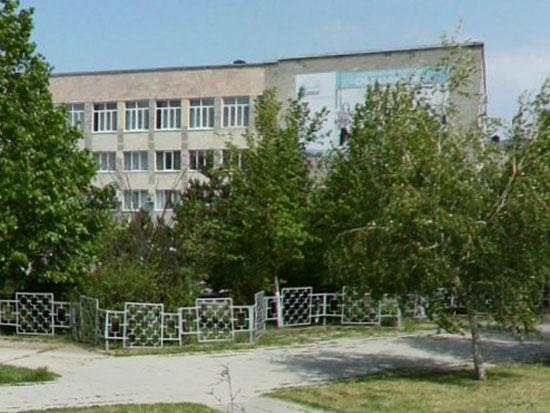 Школа №7 в Анапе