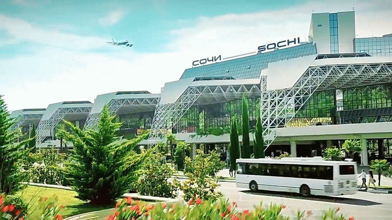 Солнечные уголки курорта Сочи