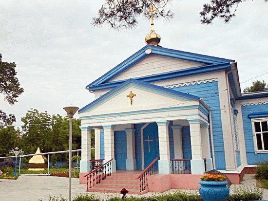 Станица Ивановская в Краснодарском крае