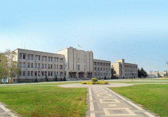 Станица Калининская в Краснодарском крае