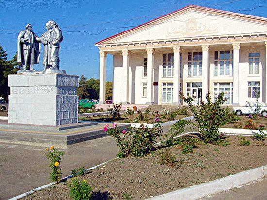 Станица Новопокровская