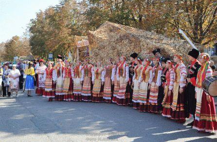 Станица Павловская в Краснодарском крае