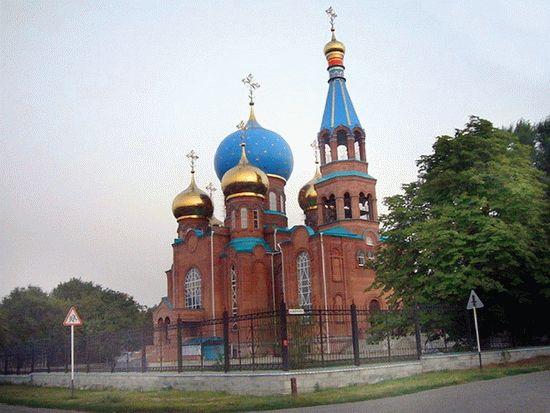 Станица Павловская