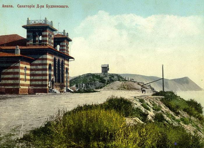 Cтарые фото Анапы