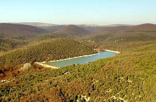 Долина и озеро Сукко