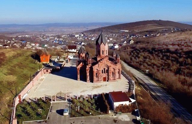Церковь в Сукко