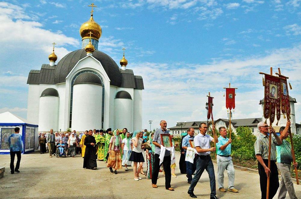 Православный храм в Анапе