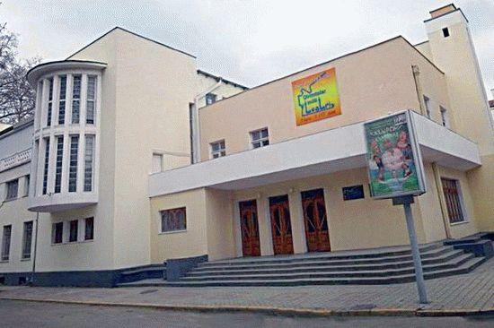 Крымскотатарский академический музыкальный драматический театр