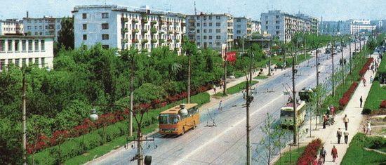 Улицы в Симферополе