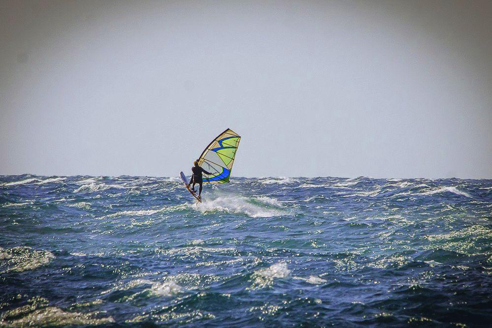 Ветер в Анапе