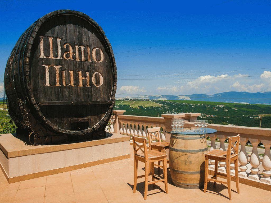 Винодельня  «Шато Пино»