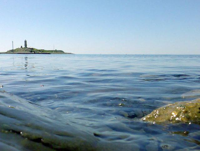 Вода Черного моря