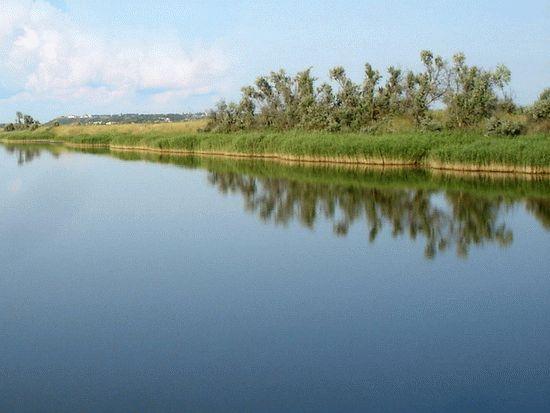 Водоемы Краснодарского края Кубань край тысяч водоемов Водоемы Краснодарского края