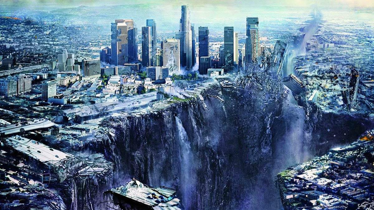 Разрушительные землетрясения