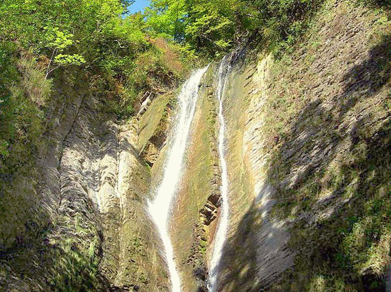 россия водопады большие и малые-смотреть.