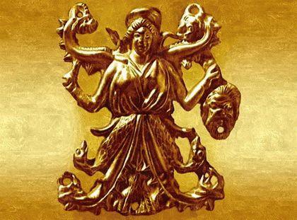 Боги скифов