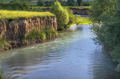 Что обозначает название реки Биюк-Карасу в Крыму