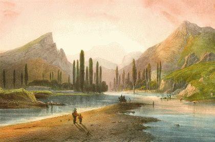 Что означает название реки Альма в Крыму