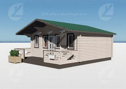 Уютные дачные домики из минибруса