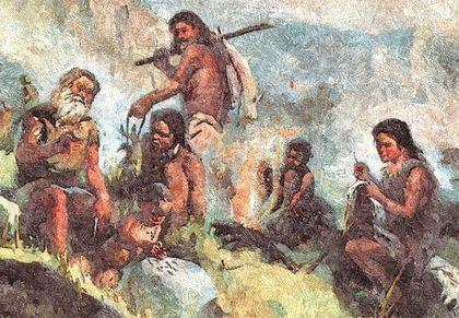 Эпоха среднего палеолита