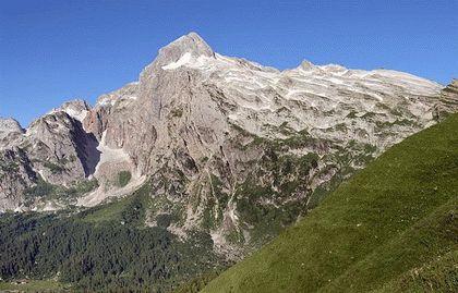 Гора Фишт -
