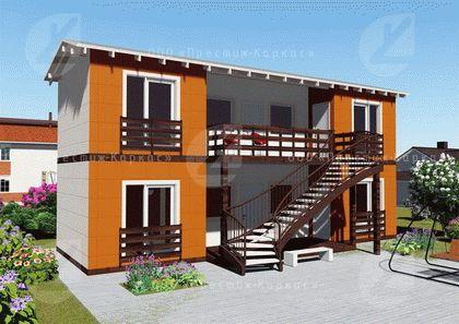 Каркасные гостиницы в Анапе