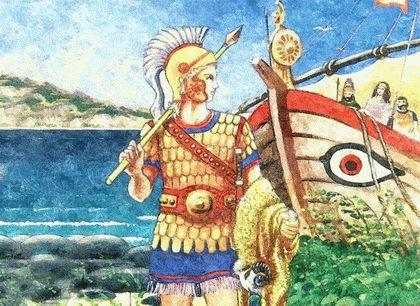 Миф о путешествии аргонавтов