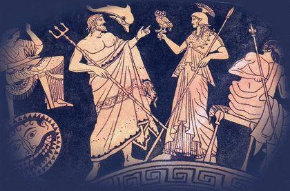 Одежда древних греков