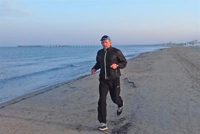 Оздоровительный бег в Анапе