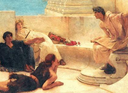 Поэзия у греков