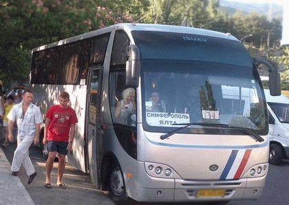 Расписание автобусов автовокзала «Центральный» в Симферополе