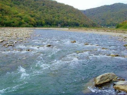 Река Чухукт