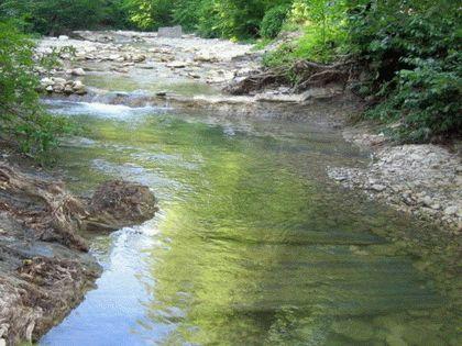 Река Дедеркой