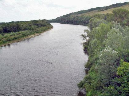 Река Казачья
