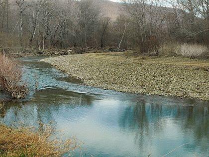Река Шебш