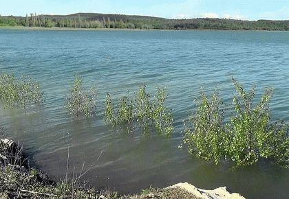 Характер течения реки Салгир