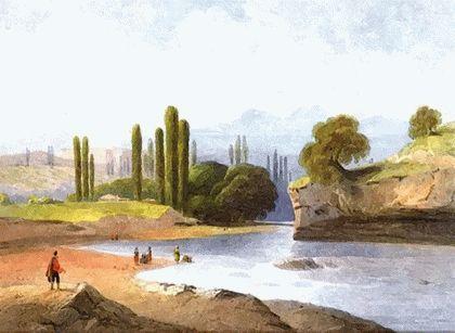 Что обозначает название реки Салгир